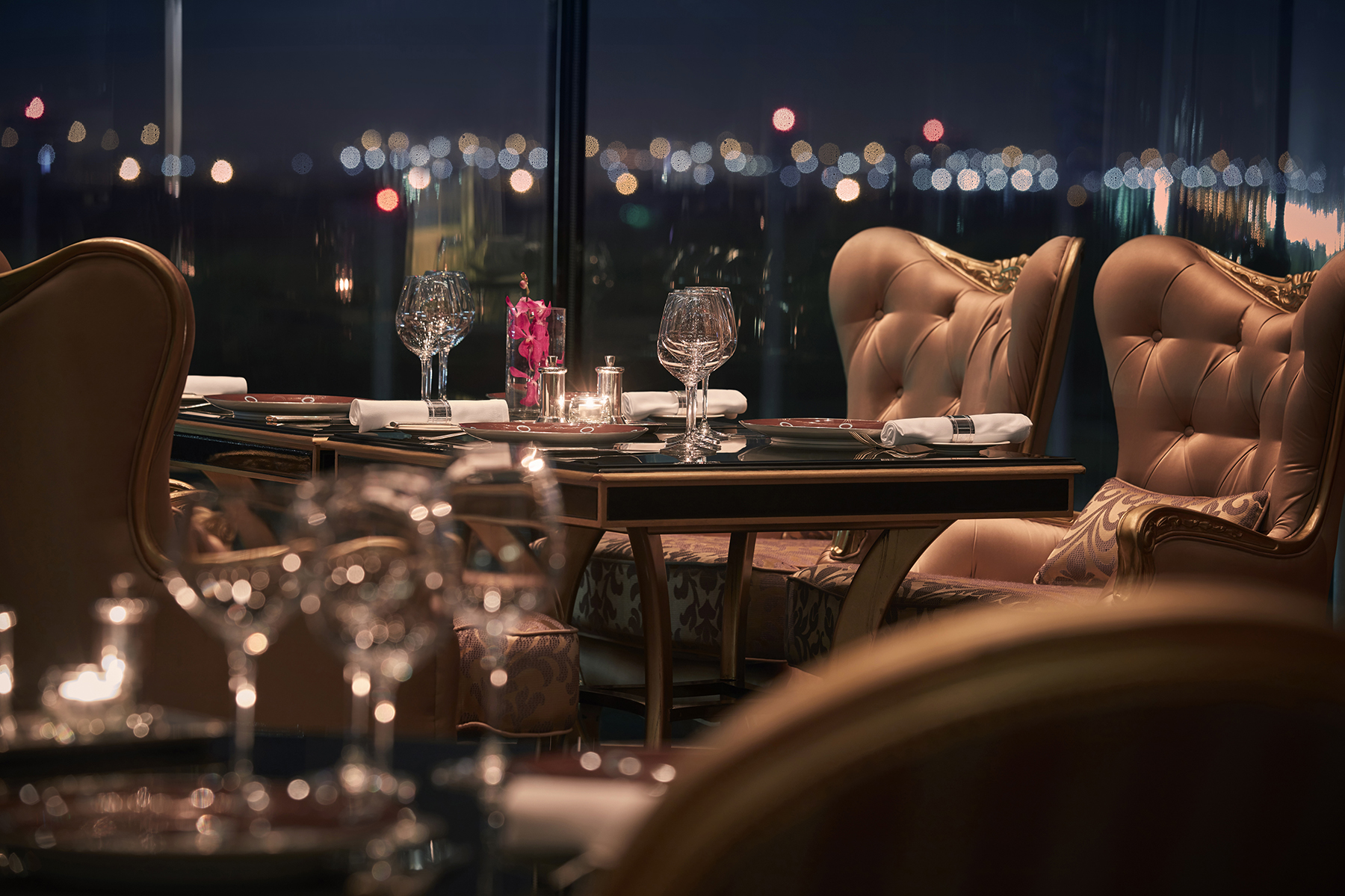 Prime Steakhouse at The Meydan Hotel