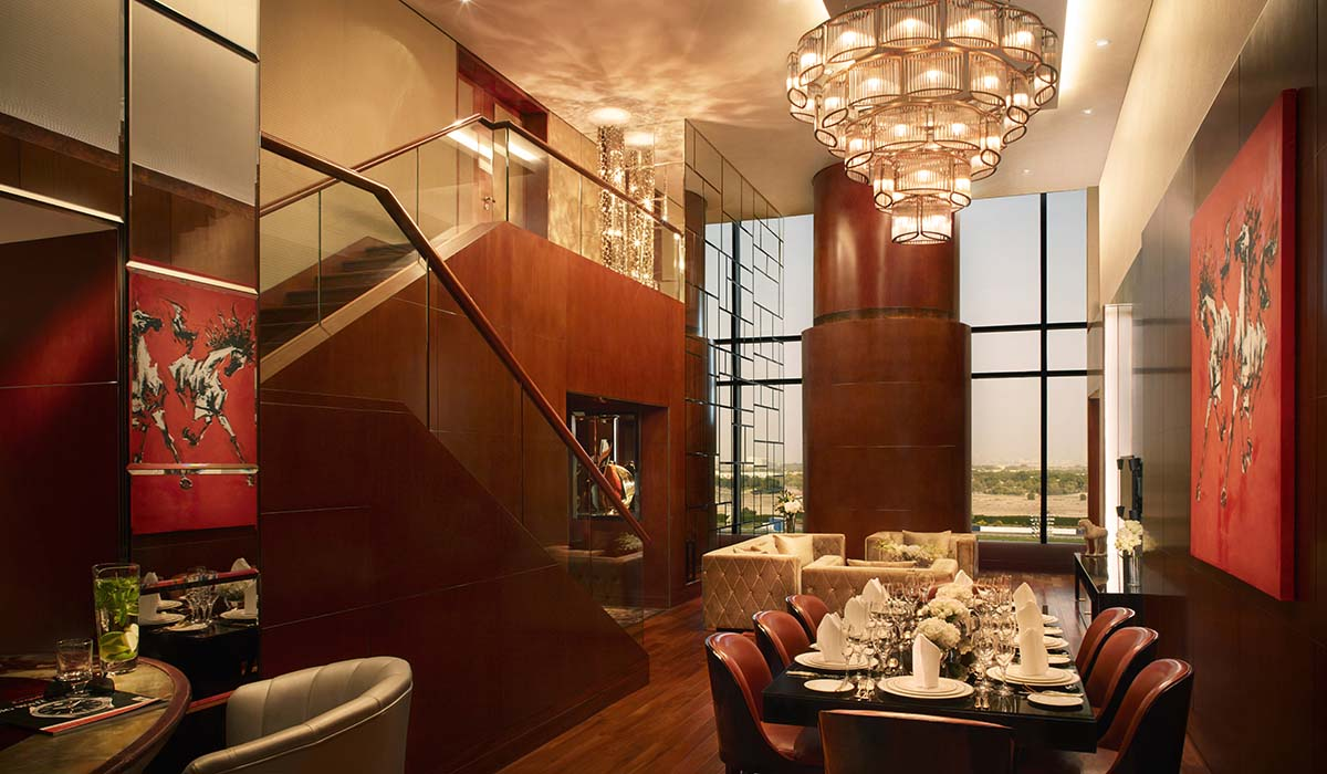 Hotels in Dubai - The Meydan Hotel