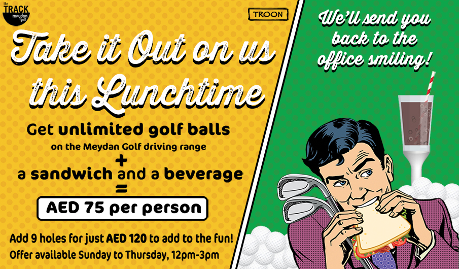Meydan Golf Offer