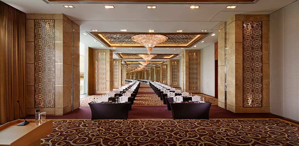 Ballroom at The Meydan Hotel