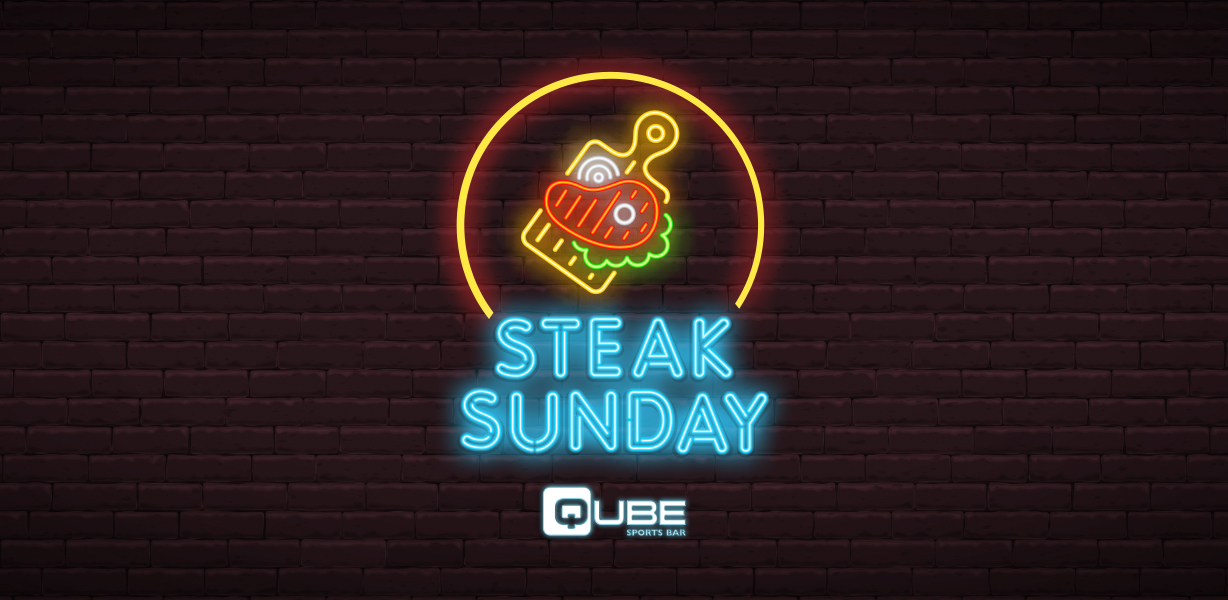 Steak Night at Qube