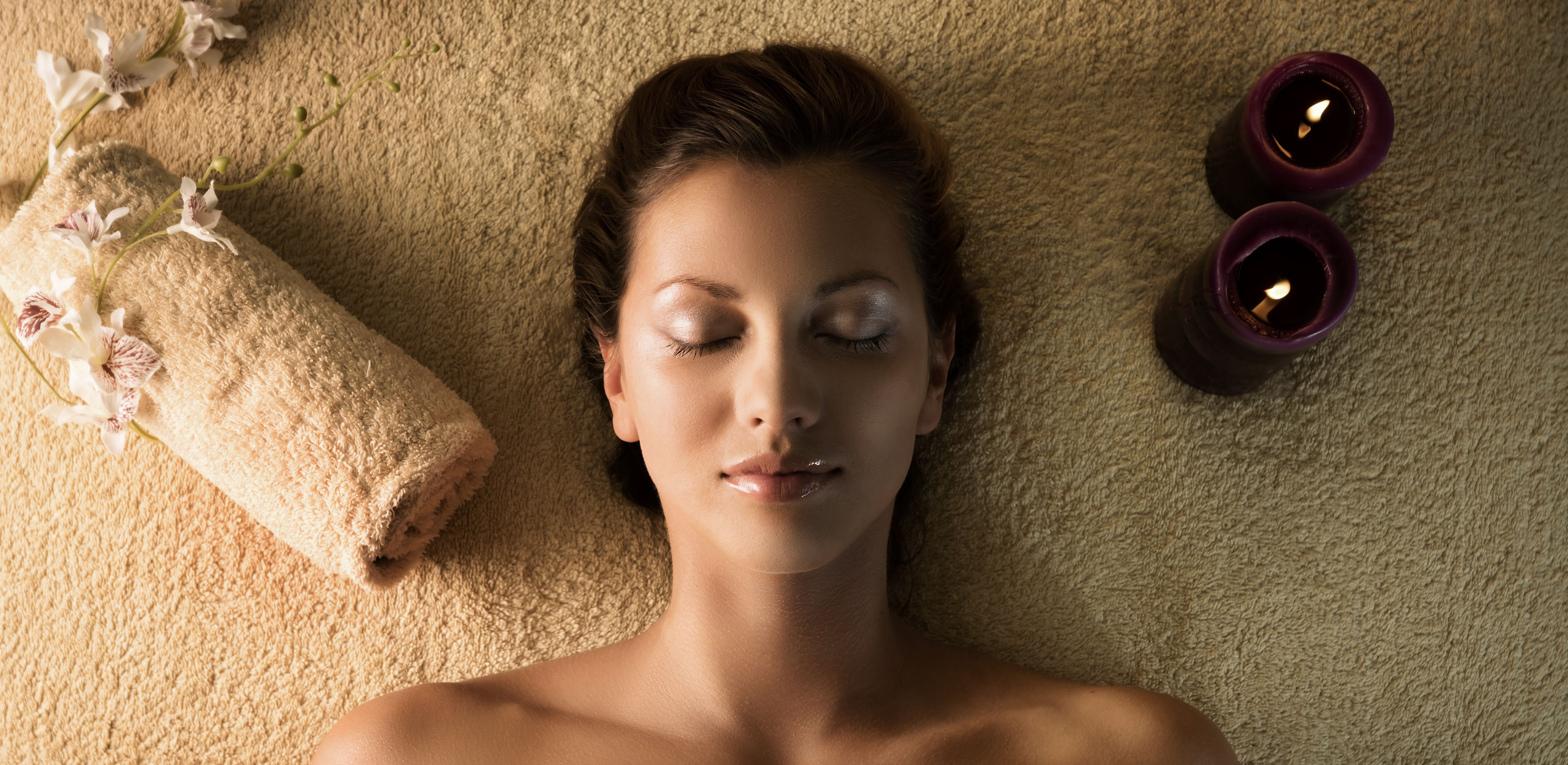 Spa package at The Meydan Hotel